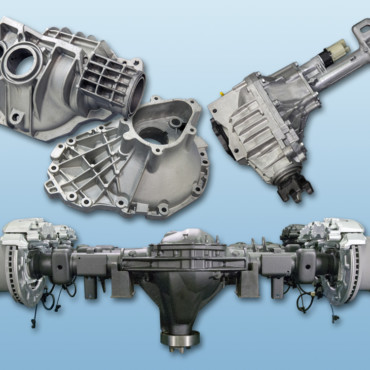 American Axle - High Resolution Photography